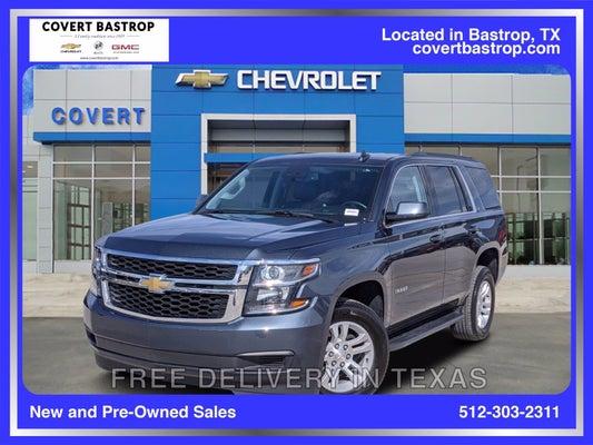 2020 Chevrolet Tahoe Lt In Austin Tx Austin Chevrolet Tahoe Covert Ford